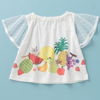 kladskap - 新品☆クレードスコープ  コロボックル 90 110 ホワイト 半袖 Tシャツ