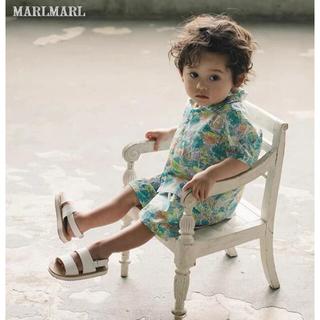 familiar - マールマール marlmarl ドゥドゥ シャツ doudou shirts