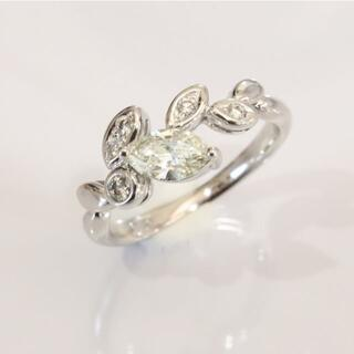 TASAKI - TASAKI 田崎真珠 K18 ダイヤモンド 0.38ct 9.5号 新品同様