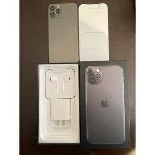 Apple - SIMフリー iPhone 11 Pro 64GB スペースグレイ