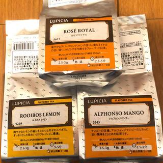 ルピシア(LUPICIA)のルピシア 紅茶リーフ50g  3点セット【送料込】(茶)