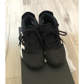 アディダス(adidas)のバスケ バッシュ 箱付き adidas ロコンド 21センチ(バスケットボール)