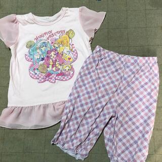 BANDAI - プリキュアパジャマ 120センチ