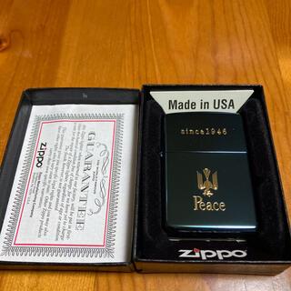 ジッポー(ZIPPO)の緊急値下げ 超貴重  未使用 Zippo Peace(タバコグッズ)