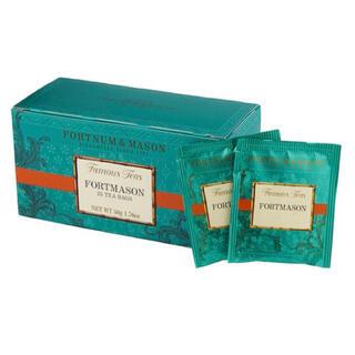 フォートナム&メイソン フォートメイソン  紅茶 TB ティーパック 未使用美品(茶)