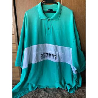 Balenciaga - BALENCIAGA speedhunter ポロシャツ