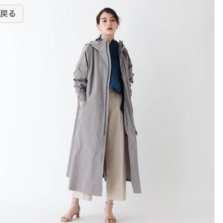 OPAQUE.CLIP - 大草直子 コラボ ロングマウンテンコート サイズ38