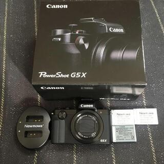 Canon - canon g5x 高級コンデジ