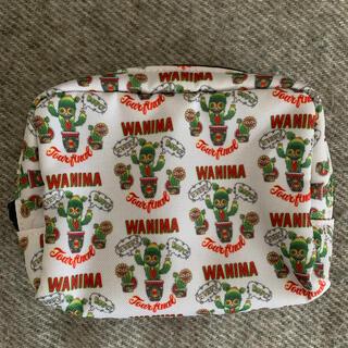 ワニマ(WANIMA)のWANIMA ポーチ(ポーチ)