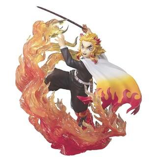 BANDAI - フィギュアーツZERO 鬼滅の刃 煉獄杏寿郎 炎の呼吸