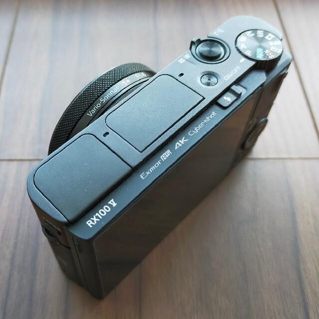 SONY(ソニー)のSONY RX100M5A スマホ/家電/カメラのカメラ(コンパクトデジタルカメラ)の商品写真