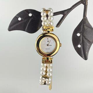 MIKIMOTO - ミキモト  パール 腕時計