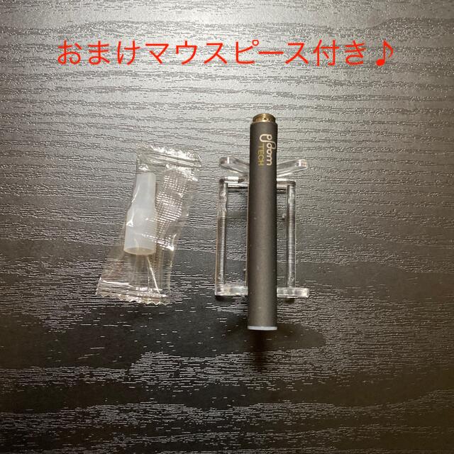 PloomTECH(プルームテック)のP1672プルームテック 純正 バッテリー1本おまけマウスピース付きブラック メンズのファッション小物(タバコグッズ)の商品写真