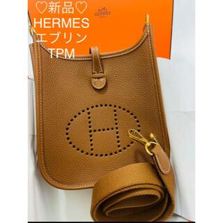 Hermes - 新品♪ HERMES エルメス エブリン TPM 16 ゴールド ゴールド金具