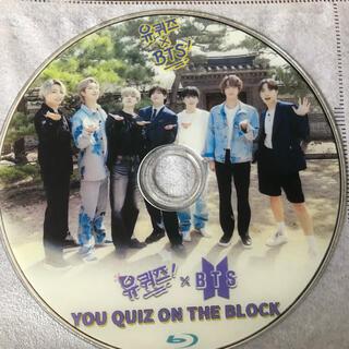 防弾少年団(BTS) - BTS ユクイズ  THE  BLOCK Blu-ray 日本語字幕 高画質