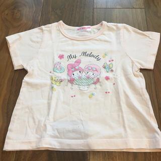 マイメロディ(マイメロディ)のマイメロ Tシャツ 100(Tシャツ/カットソー)
