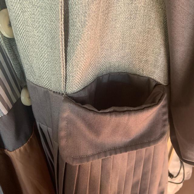 RETRO GIRL(レトロガール)のanother libra ワンピースコート レディースのジャケット/アウター(ロングコート)の商品写真