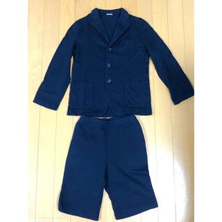 ミキハウス(mikihouse)のミキハウス コットン100% スーツ130(ドレス/フォーマル)