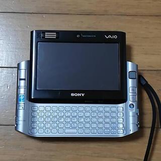 バイオ(VAIO)のSONY VAIO ●VGN-UX72●ポケットパソコン●Windows7(ノートPC)