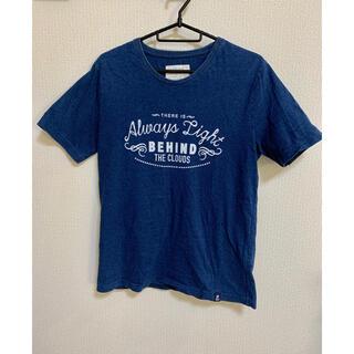 ベイフロー(BAYFLOW)のベイフロー メンズ インディゴTシャツ (Tシャツ/カットソー(半袖/袖なし))