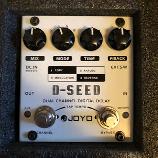 ボス(BOSS)のJOYO D-SEED. Delay(エフェクター)