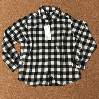 UNIQLO - 新品未使用 ユニクロシャツ 130センチ