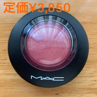 MAC - M·A·C チーク ミネラライズ ブラッシュ