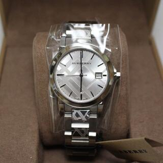 BURBERRY - 【新品未使用】バーバリー 腕時計 シティ シルバー レディス BU9144