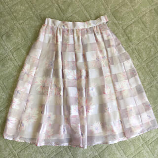 MERCURYDUO - マーキュリーディオ 膝丈スカート
