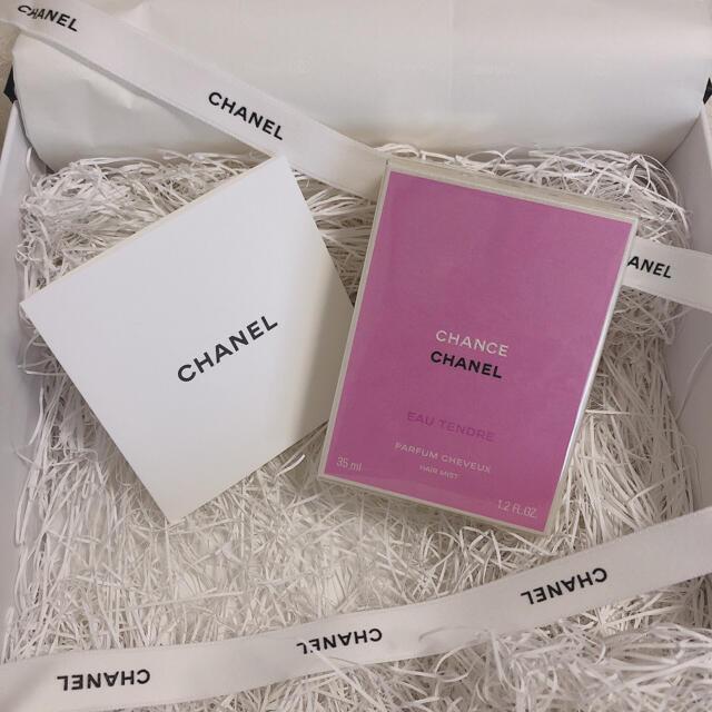 CHANEL(シャネル)のシャネル チャンス ヘアミスト コスメ/美容のボディケア(ボディクリーム)の商品写真