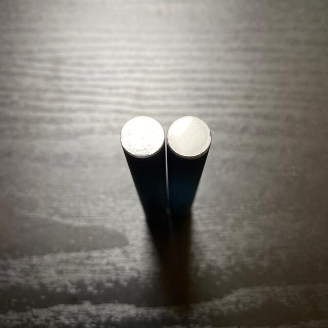 PloomTECH(プルームテック)のP1678番プルームテック 純正 バッテリー2本おまけマウスピース付きブラック メンズのファッション小物(タバコグッズ)の商品写真