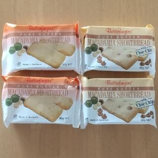 ショートブレッドクッキーマカダミア ピュアバター チョコチップ  (菓子/デザート)