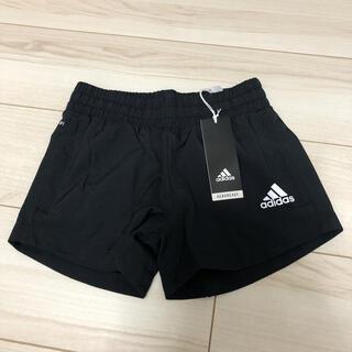 adidas - 【新品】アディダス ショートパンツ 150  ポケット付(ファスナー有)