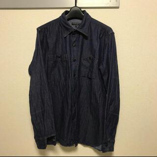 エンジニアードガーメンツ(Engineered Garments)のENGINEERED GARMENTS エンジニアドガーメンツ デニムシャツ M(シャツ)