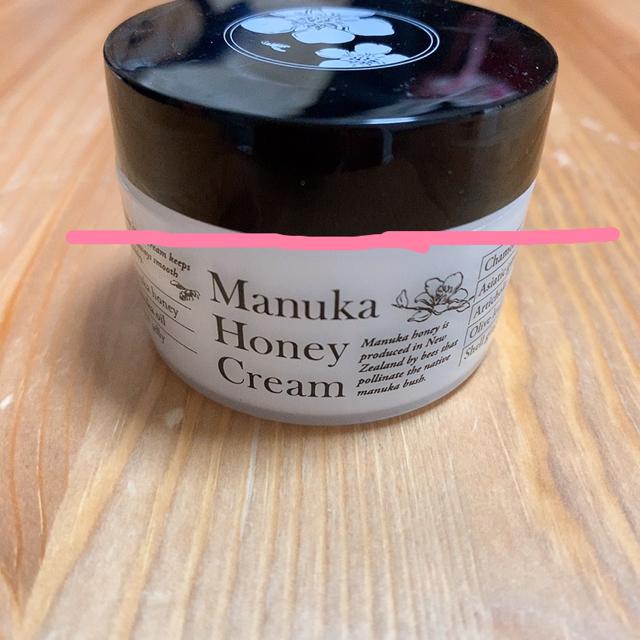 山田養蜂場(ヤマダヨウホウジョウ)の山田養蜂場 マヌカハニークリーム 40g コスメ/美容のスキンケア/基礎化粧品(フェイスクリーム)の商品写真