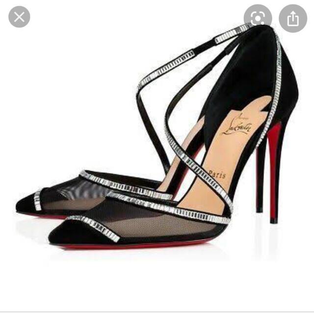 Christian Louboutin(クリスチャンルブタン)の売切値下❣️Christianlouboutinchiaradiams 36.5 レディースの靴/シューズ(ハイヒール/パンプス)の商品写真