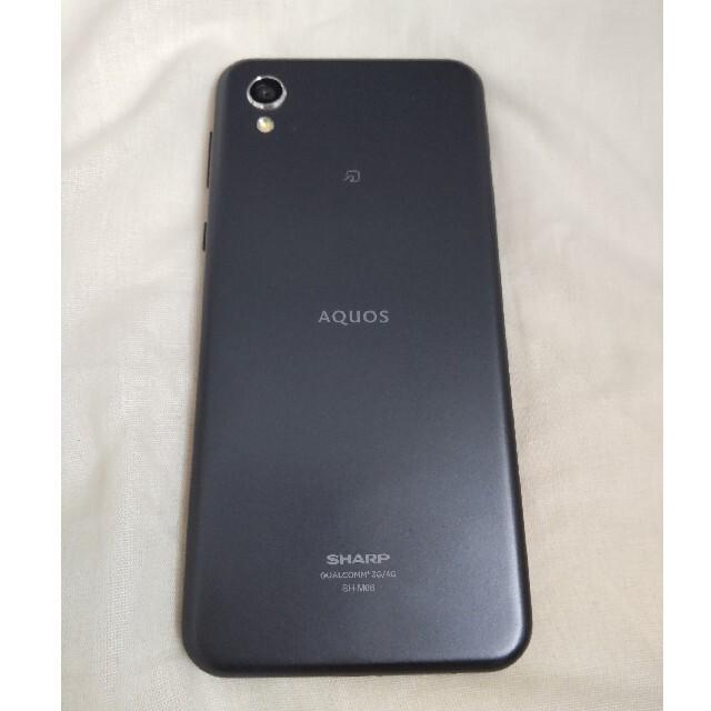 AQUOS(アクオス)の【美品】AQUOS SENSE2 SH-M08 (楽天モバイル) スマホ/家電/カメラのスマートフォン/携帯電話(スマートフォン本体)の商品写真