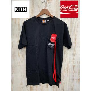 キース(KEITH)のkith キース CocaCola コカコーラ Tシャツ tee 半袖(Tシャツ/カットソー(半袖/袖なし))