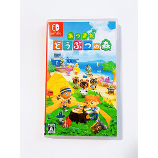Nintendo Switch - 任天堂Switch あつまれ どうぶつの森
