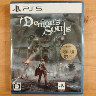 Demon's Souls PS5【早期購入特典のDLコード未使用】