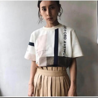 Ameri VINTAGE - スカーレットアートTシャツ アメリ