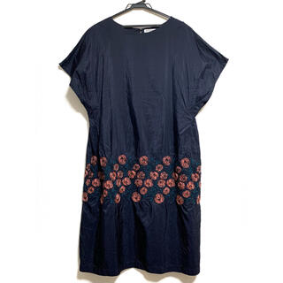 mina perhonen - mina ミナペルホネン rosy(ロージー) シルクワンピースドレス