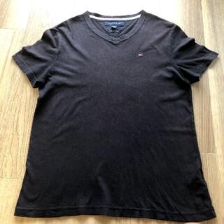 トミー(TOMMY)の黒 Tシャツ(Tシャツ/カットソー(半袖/袖なし))
