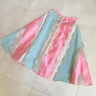 Chesty - 極美品 Chesty チェスティ スカート0サイズ
