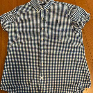 ジムフレックス(GYMPHLEX)のジムフレックス半袖シャツ(シャツ/ブラウス(半袖/袖なし))