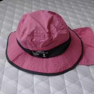 ampersand - 帽子 アウトドアハット   48センチ