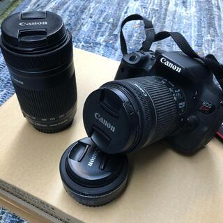 Canon - 一眼レフカメラ ios kiss x7i canon