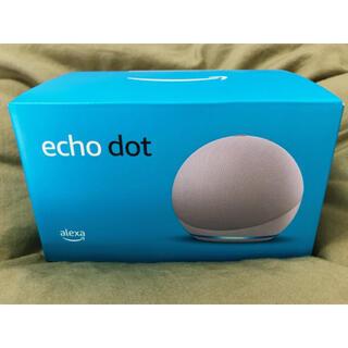 echo dot 第4世代 スマートスピーカー with Alexa