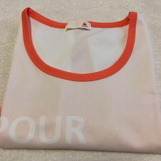ルコックスポルティフ(le coq sportif)のルコック レディース Lサイズ Tシャツ(Tシャツ(半袖/袖なし))