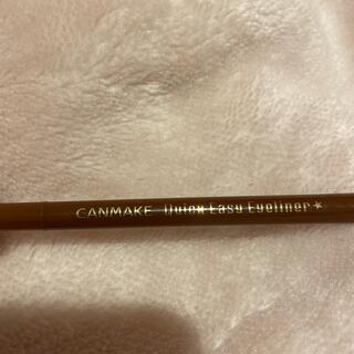 CANMAKE - 美品 キャンメイク クイックイージーアイライナー